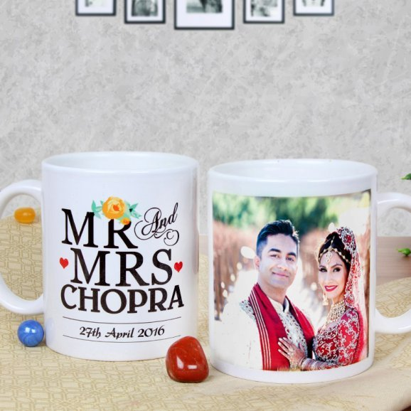 Love Reloaded - A Customised Anniversary Mug