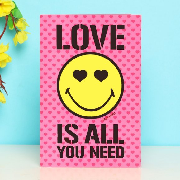 Greeting Card of Love