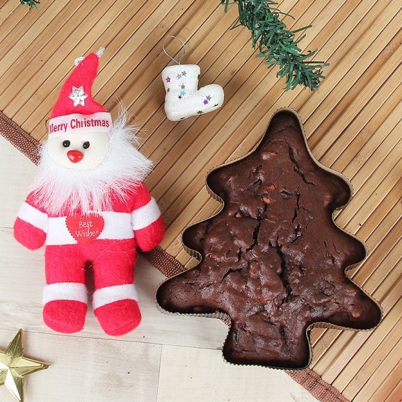 Merry Christmas Blessings - A Delicious Christmas Delicacy