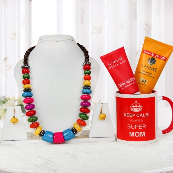 Motherly Sophistication - A Gift for smile of Mother