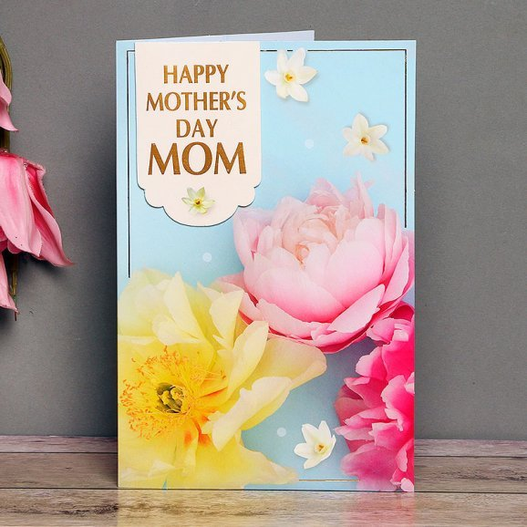 Mothers Day Greeting Card for Mom