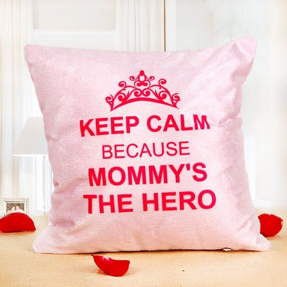 My Hero Mom - A special Cushion for Mother