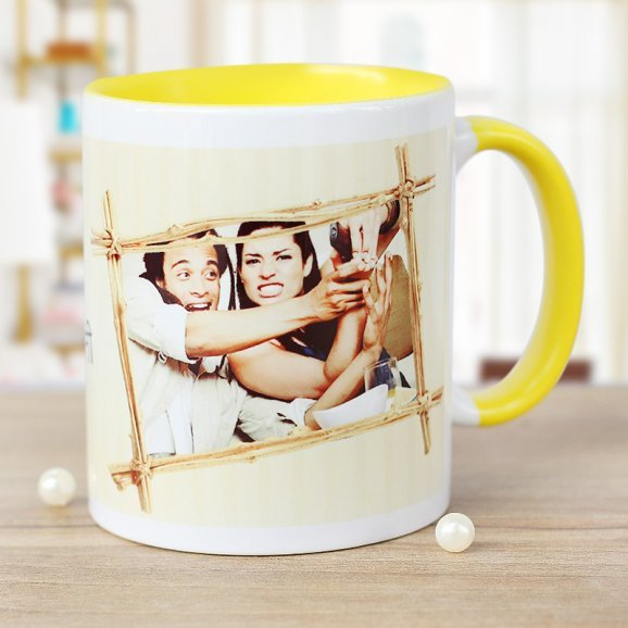 A Personalised Mug Gift For Sister