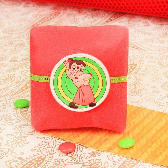 Chhota Bheem Rakhi for Kid