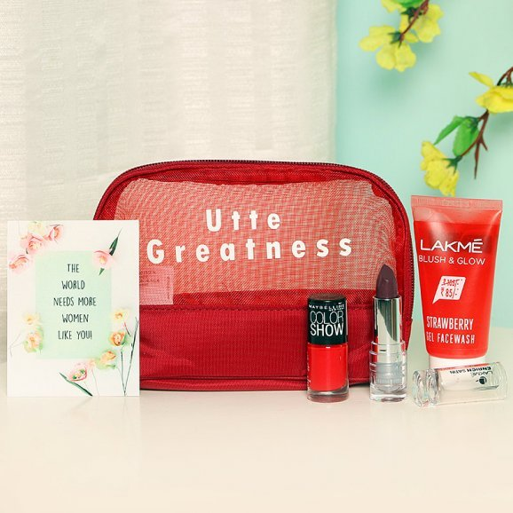 Package For Greats - A Beauty Gift Set