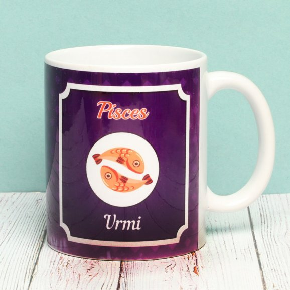 Personalised Mug for Pisces People