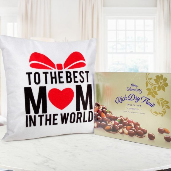 Plush Love For Mom - A special Gift for Mother