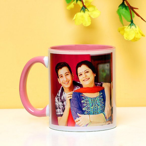 Queen Of Home - A Personalised Mug for Mother