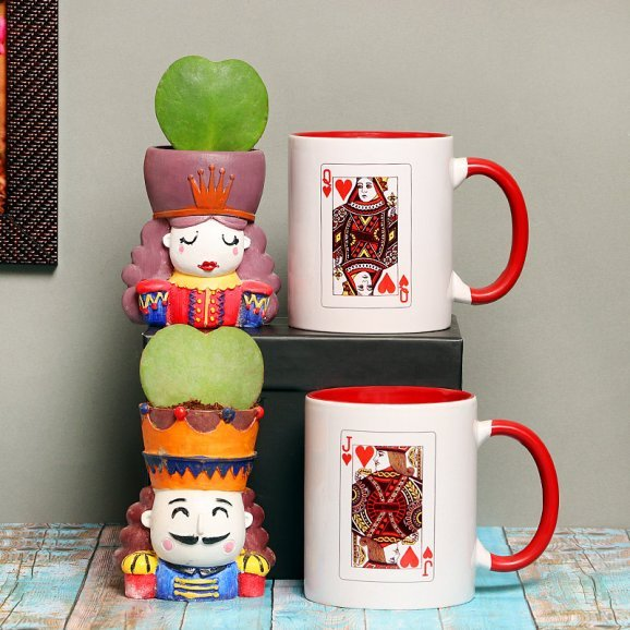 Royaly In Love - Mug Combo for Couples