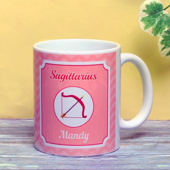 Personalised Mug for Sagittarius People