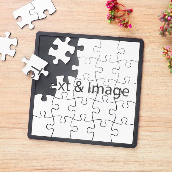 Personalised Photo Puzzle with Example