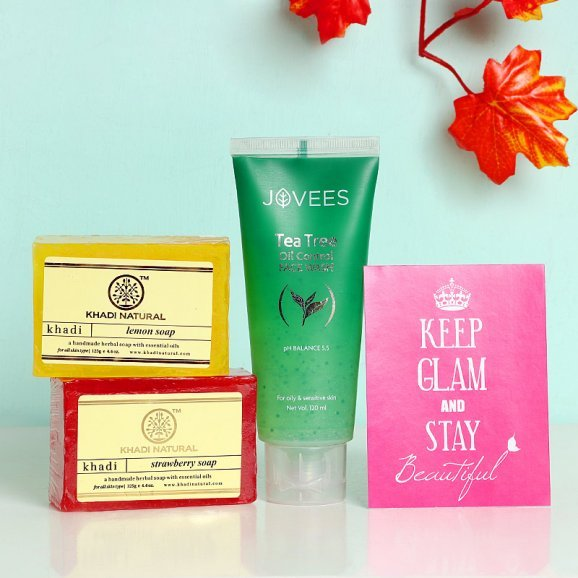 Stay Beautiful - Set of Skin Care Products