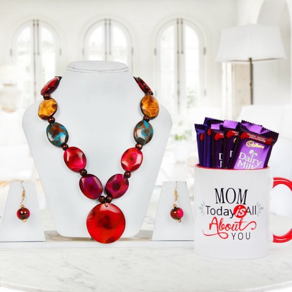 Stay In Vogue Mom - A Gift for smile of Mother