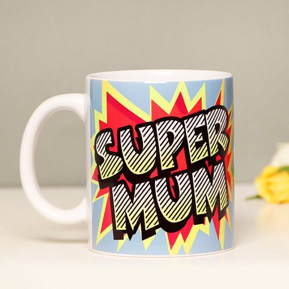 Super Mum Love - A Mug For Mother
