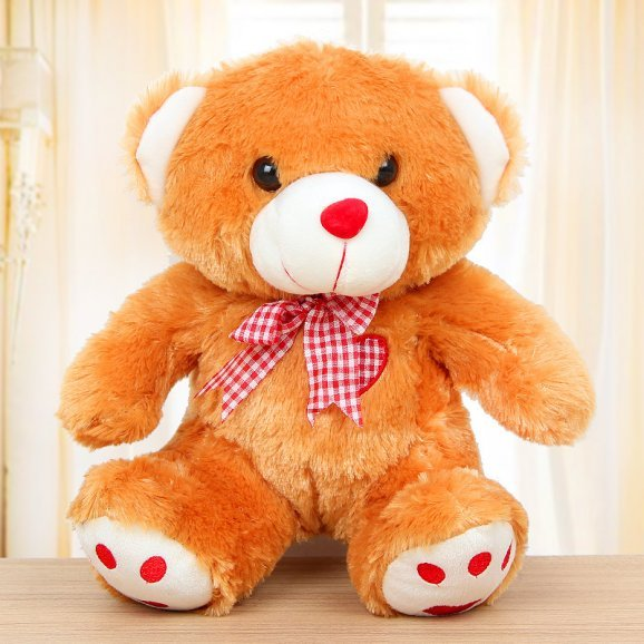 12 inch Teddy - Part of Sweetheart Exuberance