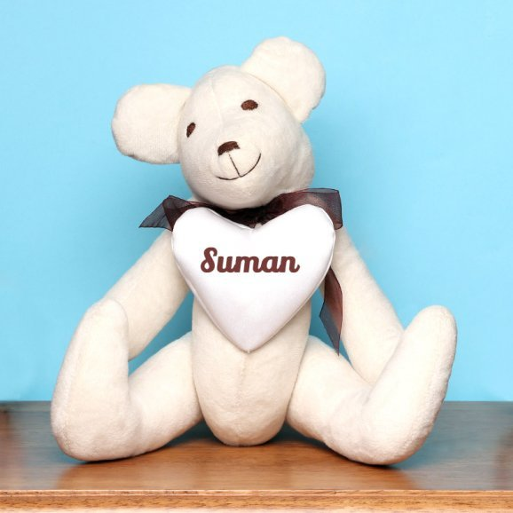 Personalised Dog Soft Toy