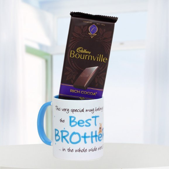 Gift the bbf best brother forever combo to your brother