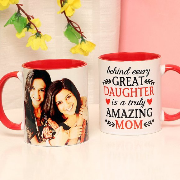 The Perfect Duo - A Personalised Mug