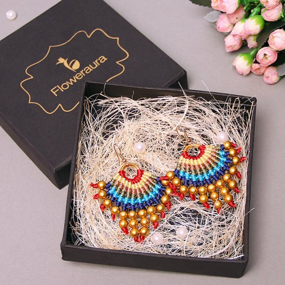 Vibrant Looks - Gift of Earrings Set