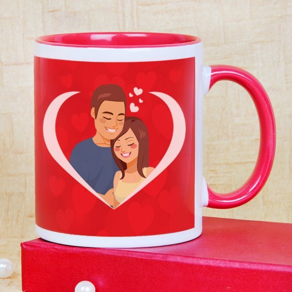 Favorite Feeling Couple Mug