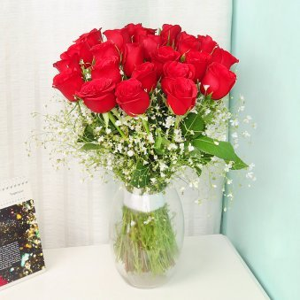 Marvelous beauty Beautifully Arranged flowers Gift for Him