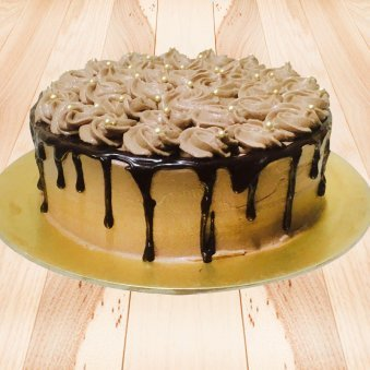 Mouth Watering Chocolate Cake