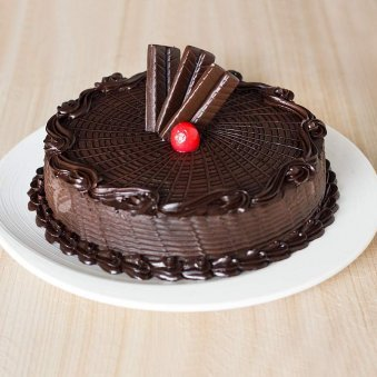 Chocolate Truffle Cake Freshly baked die for - for online delivery in Bangalore
