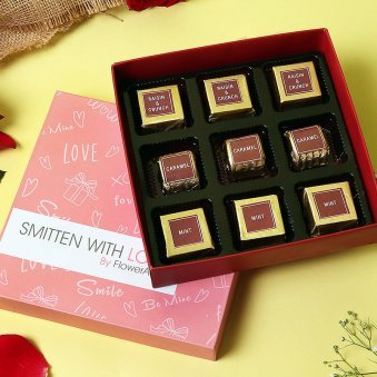 Smitten with Toothsomeness Valentine Gift for Him