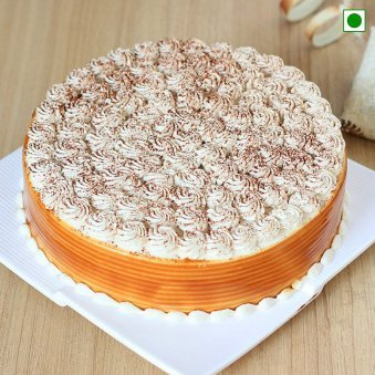 Coffee Cake 1 Kg Eggless