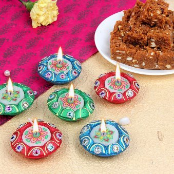 Diwali Sweets and Savouries