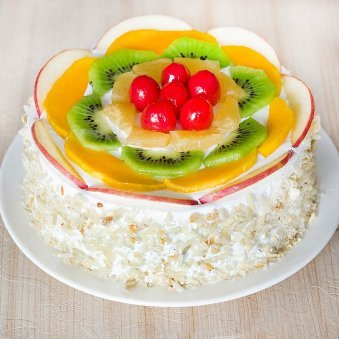 Fruit Cake Fruit lovers - for online delivery in Gurgaon