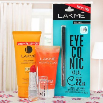 Lakme cosmetic combo