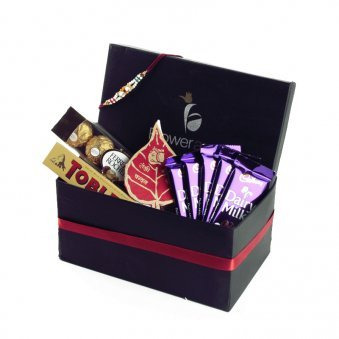 Rakhi Chocolate Box Mini