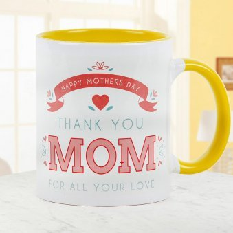 Thank you Mom Mug