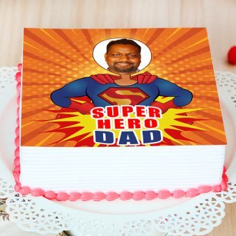 Theme Cake for Dad