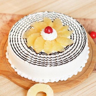 Pineapple Cake - Five Star