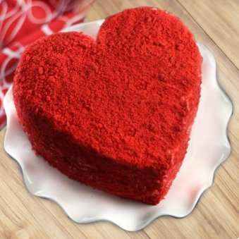 Heart Shaped Cakes Online