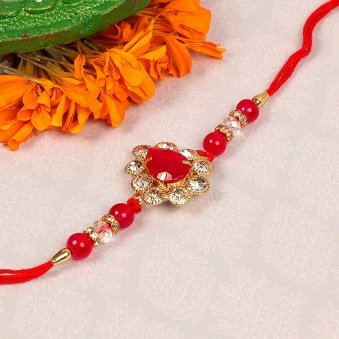 Pearly Pamper Rakhi