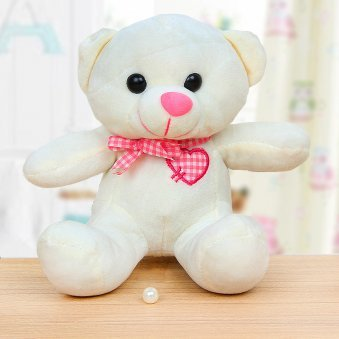 6 inches Teddy - 2nd gift in Cuddly Choco Combo