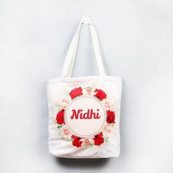 Personalised Handbag For Her
