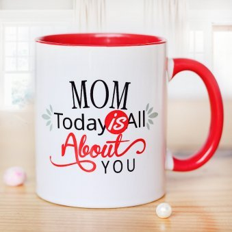 All About You Mom Mug