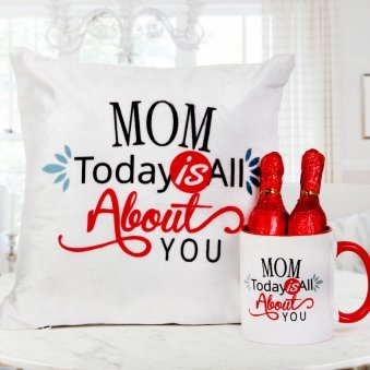 All About Mom Mug