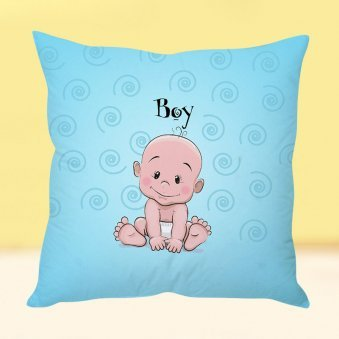 Baby Boy Cushion
