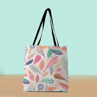 Be Smart And Stylish Tote Bag