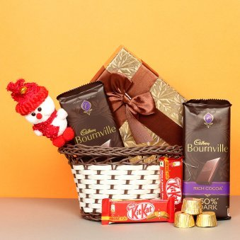 Christmas Chocolate Gift Combo
