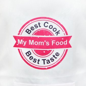 Best Cook Mom Apron