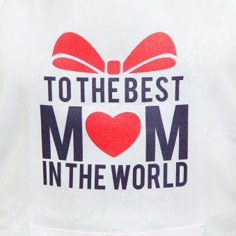 Best Mom Apron