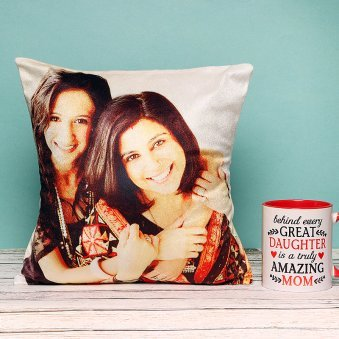 Best Mom Ever - A Personalised Gift Combo for Mom