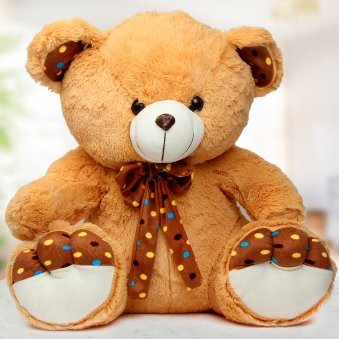 A 24 Inch Brown Teddy A Coffee Mug