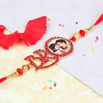 Bro Photo Rakhi - A Personalised Rakhi for Brother